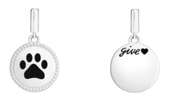 Chamilia Launches A New Charm To Support Humane Society #GiveWithAllYourHeart