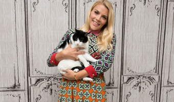 Purina Cat Chow Teams Up With Busy Philipps: 5 Million Meals To Be Donated To Cat Rescue Bank