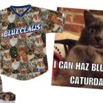 BlueClaws CATurday – Take Your Cat Out To The Ball Game! Details HERE!