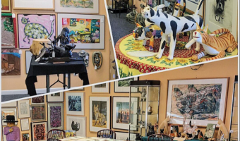 This Massive Cat Art Collection Will Blow Your Mind