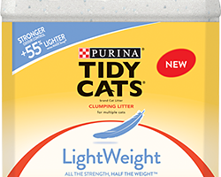 Tidy Cats Introduces New Kitty Litter: Hilarious PSA Kicks Off New 'Stank Face' Campaign